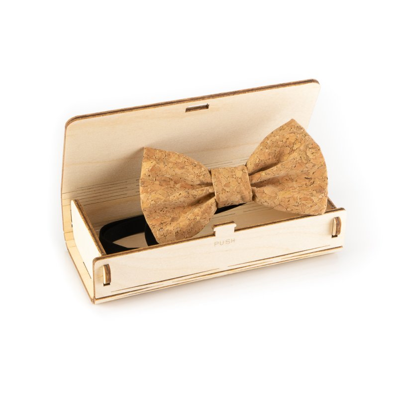 Bow Tie in a Gift Box